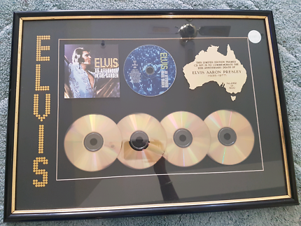 Authentic ELVIS limited edition