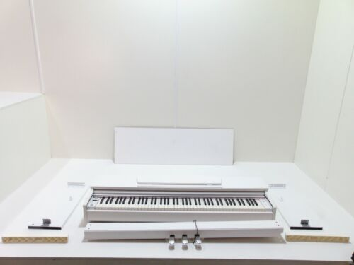DP-10X Digital Piano by Gear4music, White-DAMAGED-RRP £429