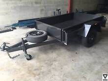 6x4 Heavy Duty Box Trailer Carrum Downs Frankston Area Preview