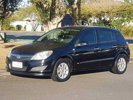 NICE 170000KM 2007 HOLDEN ASTRA HATCH MANUAL AC ALLOYS CRUISE 2/20REGO Bundall Gold Coast City Preview
