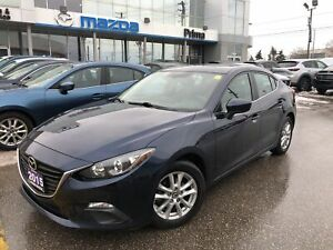 2015 Mazda Mazda3 GS-SKY, HEATED SEATS, TWO SETS OF TIRES