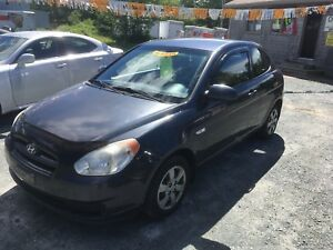2008 HYUNDAI ACCENT NEW MVI LOW MILEAGE