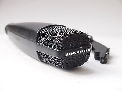 Vintage Sennheiser MD 421 Microphone with Cable. St No u7267
