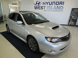 2009 Subaru Impreza WRX 265 AWD 8PNEUS/TOIT OUVRANT 107$/semaine