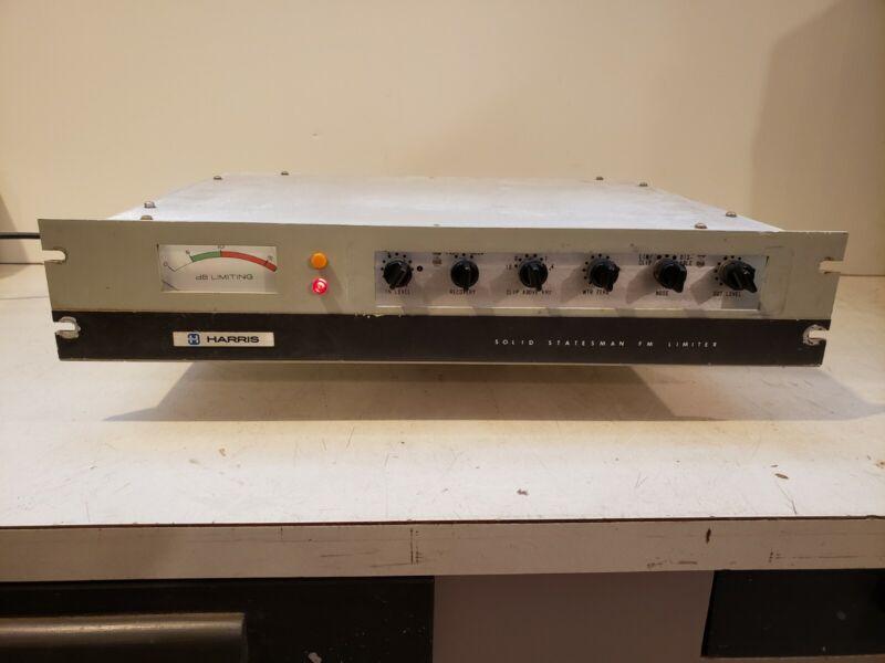 Gates Solid Statesman Limiter Vintage Mono Unit