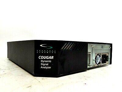 Spectral Dynamics Cougar Dynamic Signal Analyzer 2410-9700-1