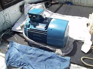 Bargain New 3 phase 22kw electric motor, heavy farm machinery Moonah Glenorchy Area Preview