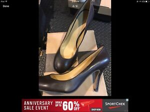 Brand new, never worn shoes, Nine West, le chateau