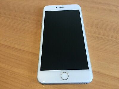 Apple iPhone 6 Plus - 16GB - Silver (Unlocked) A1524 (CDMA + GSM)