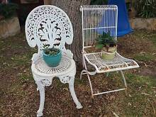 """2 chair plant stands 30 the lot"""" Wembley Cambridge Area Preview"""