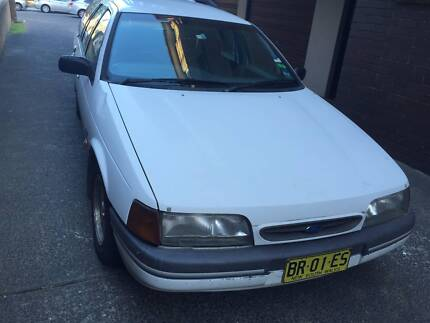 1994 Ford Falcon Wagon - Great condition - 6months rego!! Kensington Eastern Suburbs Preview