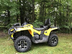 Can-am max 1000 XT 2014 bas millage