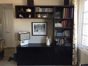 IKEA Besta Entertainment unit