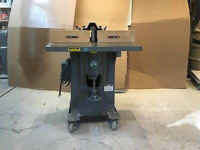Northfield Heavy Duty Shaper