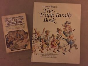 The Trapp Family Book/The Story of the Trapp Family singers