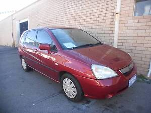 2001 Suzuki Liana 5 Door Hatchback Wangara Wanneroo Area Preview