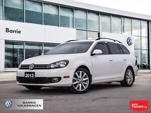 2013 Volkswagen Golf 2.0 TDI Highline (M6)
