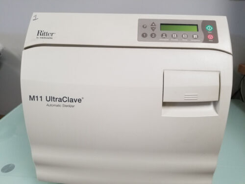 Midmark M11-022 Sterilizer Autoclave, WITH PRINTER, WARRANTY AND  FREE SHIPPING