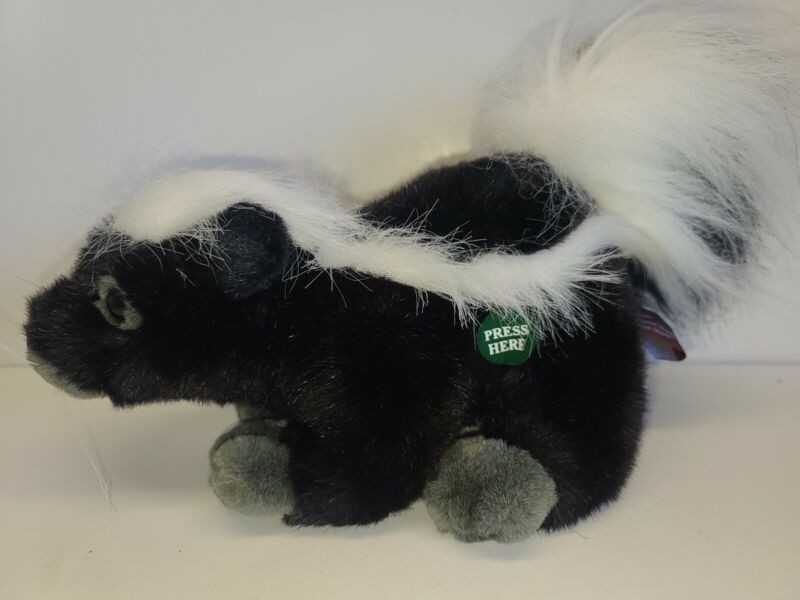 "Ranger Gus&His Forest Friends ""Punk"" the Skunk Talking Plush"