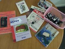 * ELECTRICIAN's TOOLS. VALVE RADIO PARTS. RADIO BOOKS. Caulfield South Glen Eira Area Preview