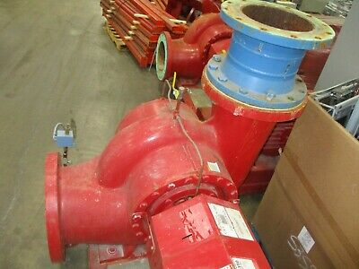 Bell Gossett Centrifugal Pump Vscs 12x14 Bmp Bf 16.625 4500gpm 100ft Head Used