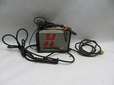 Hypertherm Powermax 30 Portable Plasma Cutter