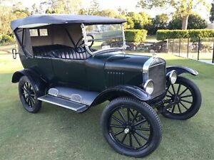 1923 Ford Model T Touring Aspley Brisbane North East Preview