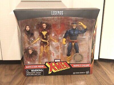 Marvel Legends Dark Phoenix Cyclops 2 pack