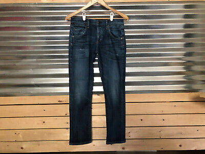 Citizens of Humanity Women's Emerson Slim Fit Boyfriend Distressed Jeans Size 24