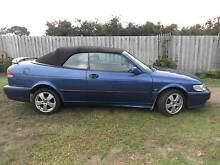 2002 Saab 9-3 Convertible Torquay Surf Coast Preview