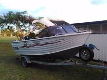 Ally craft weekender Inshore Offshore boat Yabulu Townsville Surrounds Preview