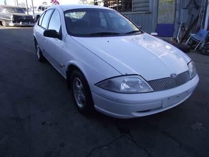 2000 Ford Falcon Sedan 6CYL, 4SPD Auto, A/C