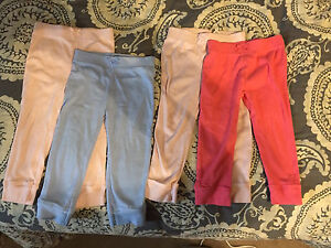 5 pairs of pants 2 onesies 24m $5 for all