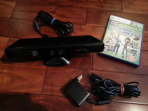 Xbox 360 Kinect plus game