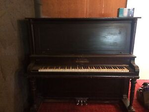 Vertical Newcomb Grand Piano for Sale!!!