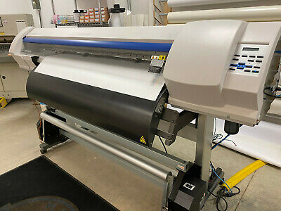 Roland Sp 540v Wide Format Printer