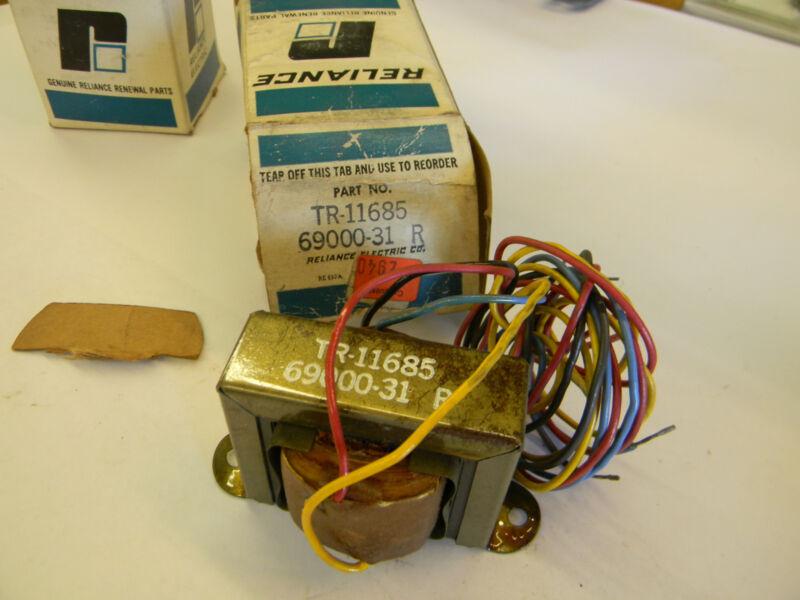 New Reliance Transformer TR-11685 69000-31 R  A2