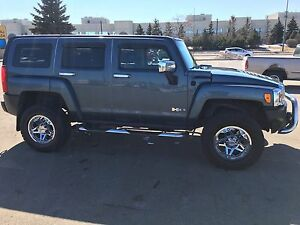 2006 Hummer H3 Luxury - Safetied