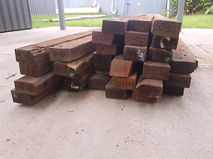 Floor joists Jarrah from $10 a length Salisbury Salisbury Area Preview