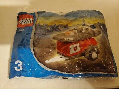 Lego 7239 Part 3 New Poly Bag Lego City