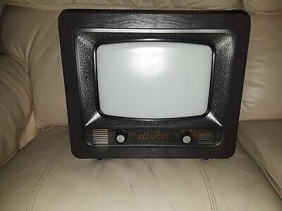 ANIMATED HAUNTED TELEVISION TV PROP GHOSTS Prop (Halloween Tv)