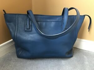Leather Fossil Sydney Shopper: excellent condition