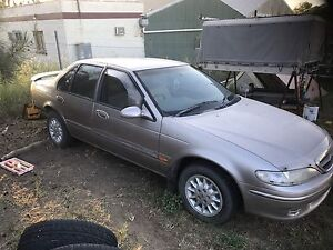 1996 FORD EF FAIRLANE Muswellbrook Muswellbrook Area Preview