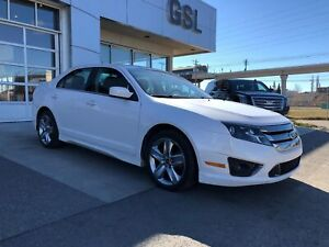 2011 Ford Fusion Sport W/ Alloy Rims, Sunroof, Leather
