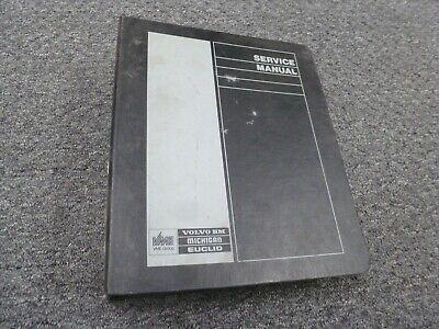 Clark Michigan 75b 75c Wheel Loader Shop Service Repair Maintenance Manual