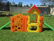 Kid WATERPARK PLAYGYM CUBBY HOUSE 2x SLIDES LITTLE TIKES PLAY GYM Oakhurst Blacktown Area Preview