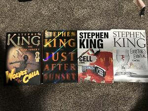 STEPHEN KING NOVELS