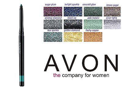Avon Glimmerstick Diamonds Eyeliner 4 new shades 2020  Various Shades