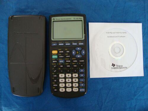 Texas Instruments TI-83 Plus Graphing Calculator TI83 +