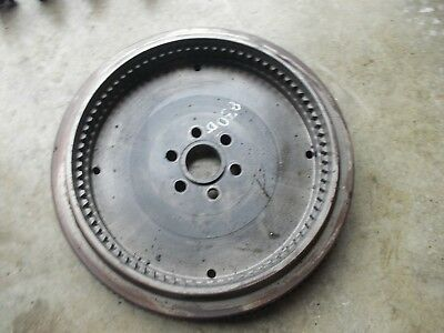 Case 830 Diesel Rowcrop Tractor Good Working Engine Flywheel W Starter Ring